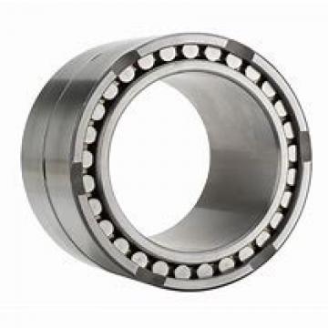 90,000 mm x 190,000 mm x 43,000 mm  SNR QJ318N2MA Rolamentos de esferas de contacto angular