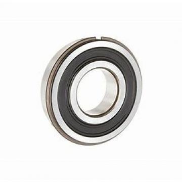 35 mm x 80 mm x 21 mm  ISO 21307W33 Rolamentos esféricos de rolamentos